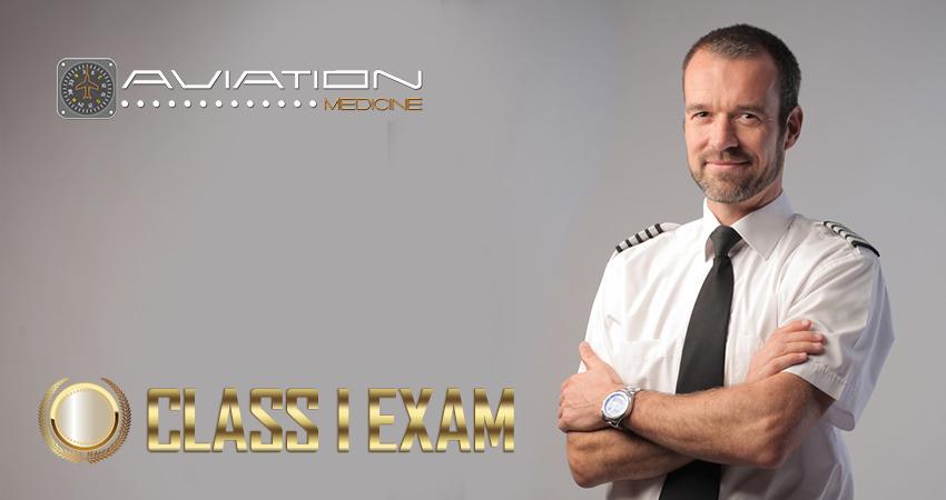 Class 1 Exam