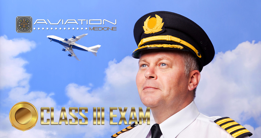 ClassExams3 , Aviation Exam Miami, Airman Medical Certificate