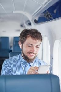 AT&T Scraps Plan for Inflight 4G LTE Internet