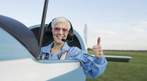 Student Pilot Medical Certificate in Kendall